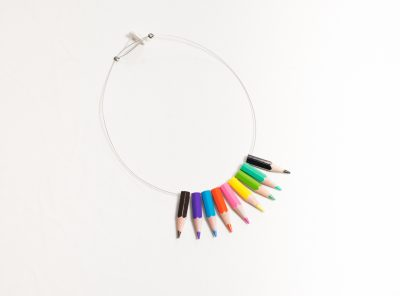 Lapicitos necklace